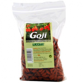 GOJI Bayas 150gr PLANTIS Suplementos nutricionales 5,57 €