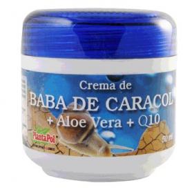 CREMA FACIAL BABA CAR ALOE Q10 50ml PLANTAPOL Cosmética e higiene natural 19,34€