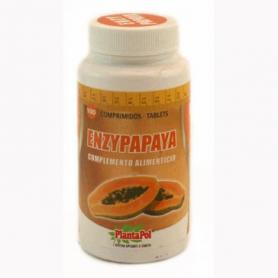 ENZYPAPAYA 600MG 90comp PLANTAPOL Plantas Medicinales 11,60€