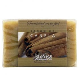 JABON CANELA PIEL SECA 100g PLANTAPOL Cosmética e higiene natural 1,85€