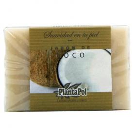 JABON COCO PIEL SENSIBLE 100g PLANTAPOL Cosmética e higiene natural 1,85€