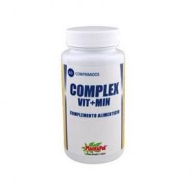 COMPLEX VIT MIN 60comp PLANTAPOL Suplementos nutricionales 11,54€