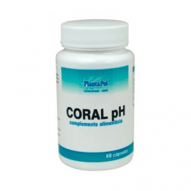 CORAL PH 60cap PLANTAPOL Suplementos nutricionales 13,85€