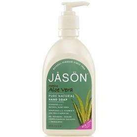JABON MANOS ALOE VERA 473ml JASÖN Cosmética e higiene natural 10,36€
