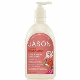 JABON MANOS AGUA DE ROSAS 473ml JASÖN Cosmética e higiene natural 11,52€