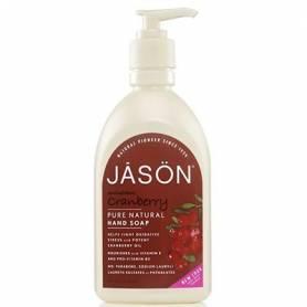 JABON MANOS ARANDANO ROJO 473ml JASÖN Cosmética e higiene natural 10,68€