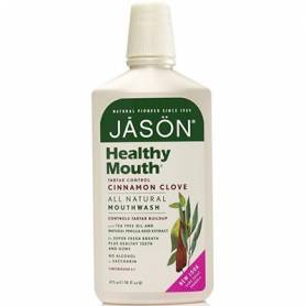 COLUTORIO HEALTHY MOUTH S/ALCOHOL 473ml JASÖN Cosmética e higiene natural 11,39 €