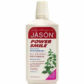 COLUTORIO POWER SMILE S/ALCOHOL 473ml JASÖN Cosmética e higiene natural 11,39 €