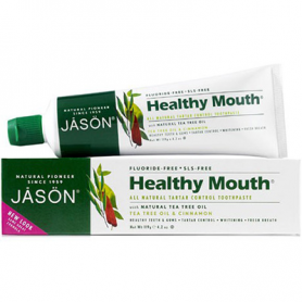 DENTIFRICO HEALTHY MOUTH 119g JASÖN Cosmética e higiene natural 9,62 €