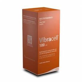 Vibracell jarabe multivitamínico 300ml VITAE Suplementos nutricionales 51,25€