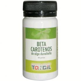 BETACAROTENO 4,8MG 90perl TONG-IL Cosmética e higiene natural 11,88€
