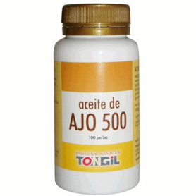 AJO PERLAS 500mg 100perl TONG-IL Plantas Medicinales 9,73€