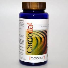 CARBOFLAT 60cap CODIET Suplementos nutricionales 10,81€