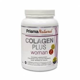 COLAGEN PLUS WOMAN POLVO 300g PRISMA NATURAL Suplementos nutricionales 24,20€