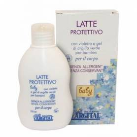LECHE CORPORAL PROTECTORA BEBE 150ml ARGITAL Cosmética e higiene natural 8,74€