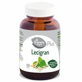LECIGRAN PLUS 740mg 180perl EL GRANERO INTEGRAL