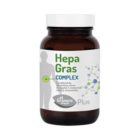 HEPAGRASS COMPLEX PLUS 615mg 75cap EL GRANERO INTEGRAL Plantas Medicinales 16,85€