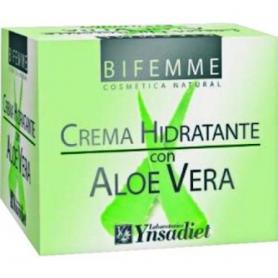 CREMA FACIAL DE ALOE VERA 50ml YNSADIET Cosmética e higiene natural 11,43€