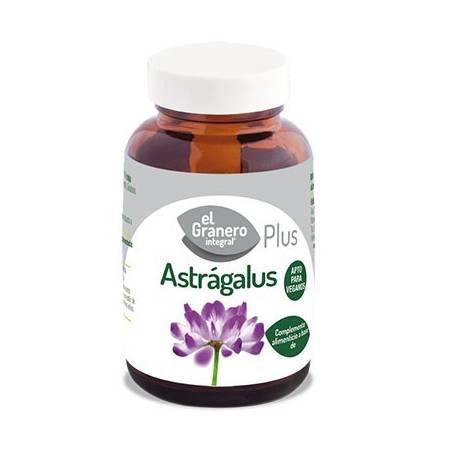 ASTRAGALUS PLUS 625mg 60comp EL GRANERO INTEGRAL Plantas Medicinales 9,00€