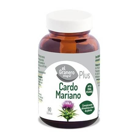 Cardo mariano plus 550gr 90cap EL GRANERO INTEGRAL Plantas Medicinales 8,64€