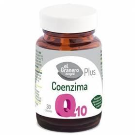 COENZIMA Q10 PLUS 595mg 30cap EL GRANERO INTEGRAL Suplementos nutricionales 15,67€