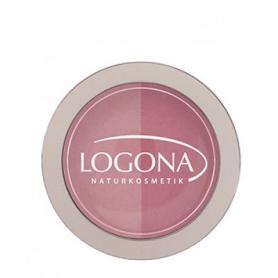 COLORETE PINK ROSE 01 LOGONA Cosmética e higiene natural 13,72€