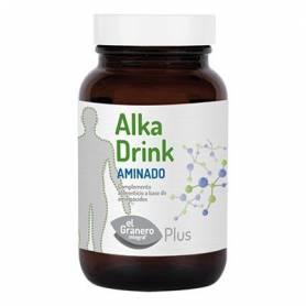 ALKADRINK AMINADO PLUS 430mg 90cap EL GRANERO INTEGRAL Suplementos nutricionales 13,59€