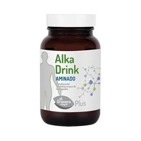 ALKADRINK AMINADO PLUS 430mg 90cap EL GRANERO INTEGRAL Suplementos nutricionales 13,52€