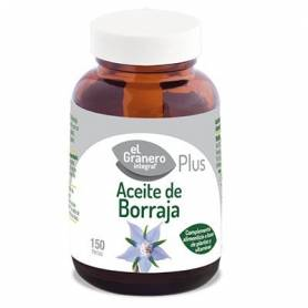 ACEITE DE BORRAJA PLUS 700mg 150perl EL GRANERO INTEGRAL