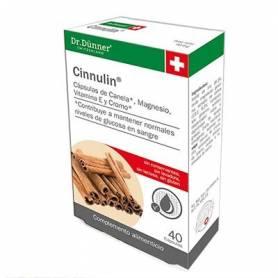 CINNULIN CANELA 40cap SALUS Plantas Medicinales 14,00€