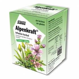 ALPENKRAFT INFUSIONES15ud SALUS