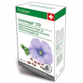 LINOMEGA 60cap SALUS Suplementos nutricionales 15,49€