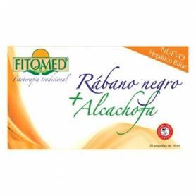RABANO NEGRO ALCACHOFA 20amp DIETICLAR Suplementos nutricionales 14,25€