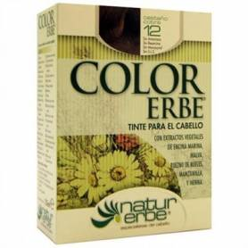 COLOR ERBE TINTE 15 CAOBA 135ml DIETICLAR Coloración de Cabello 11,39 €
