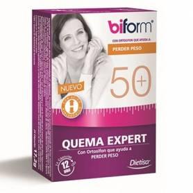50+ QUEMA EXPERT 24cap DIETISA Suplementos nutricionales 12,24€