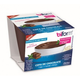 COPA DE CHOCOLATE 210gr DIETISA Suplementos nutricionales 2,93€