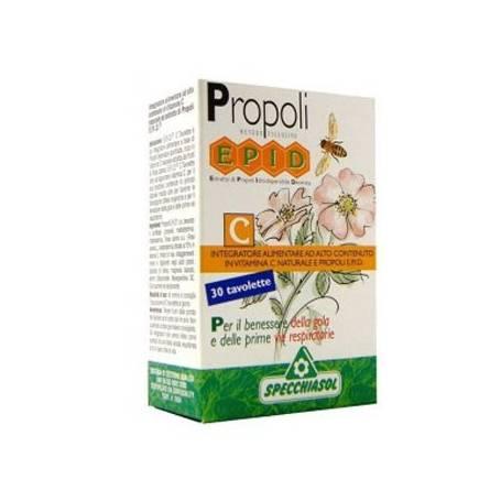 EPID C 30comp masticables SPECCHIASOL Plantas Medicinales 10,69€