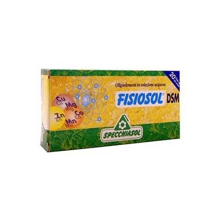 FISIOSOL DSM DISMENORREA 20amp SPECCHIASOL Suplementos nutricionales 12,02€