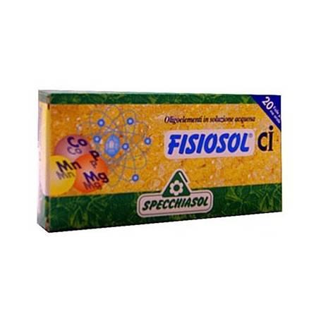 FISIOSOL CI COLON 20amp SPECCHIASOL Suplementos nutricionales 12,02€