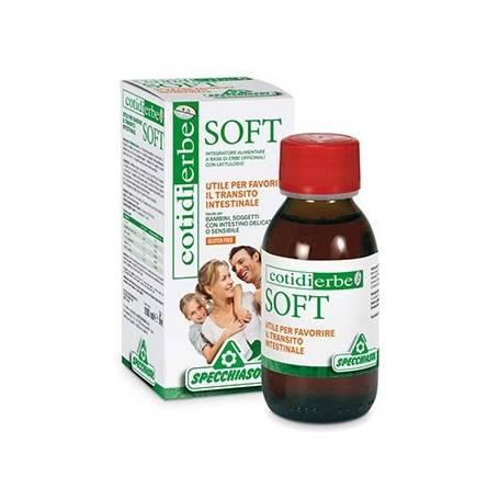 COTIDIERBE SOFT JARABE 100ml SPECCHIASOL Suplementos nutricionales 10,69€