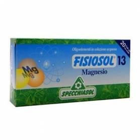 FISIOSOL 13 MAGNESIO 20amp SPECCHIASOL Suplementos nutricionales 12,02€