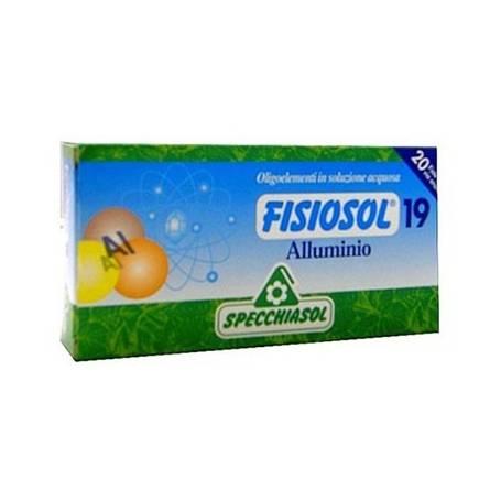 FISIOSOL 19 ALUMINIO 20amp SPECCHIASOL Aluminio 12,02€