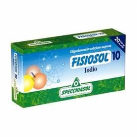 FISIOSOL 10 YODO 20amp SPECCHIASOL