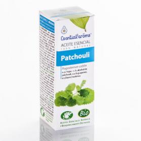 ACEITE ESENCIAL DE PACHULI BIO 10ml ESENTIAL AROMS Cosmética e higiene natural 15,78€
