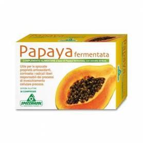 PAPAYA FERMENTADA 30comp SPECCHIASOL Plantas Medicinales 15,51€
