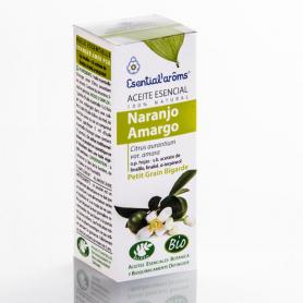 ACEITE ESENCIAL DE NARANJO AMARGO 10ml ESENTIAL AROMS Cosmética e higiene natural 11,30€