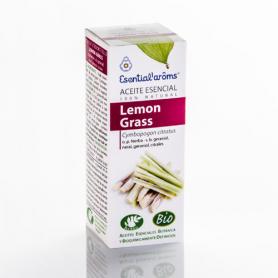ACEITE ESENCIAL DE LEMON GRASS BIO 10ml ESENTIAL AROMS Cosmética e higiene natural 9,69€