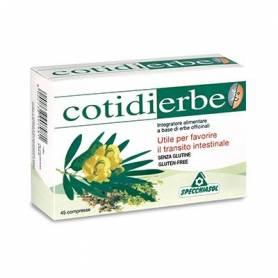 COTIDIERBE 45comp SPECCHIASOL Plantas Medicinales 9,35€