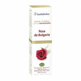 AGUA FLORAL DE ROSA DE BULGARIA BIO100ml ESENTIAL AROMS Cosmética e higiene natural 13,92€