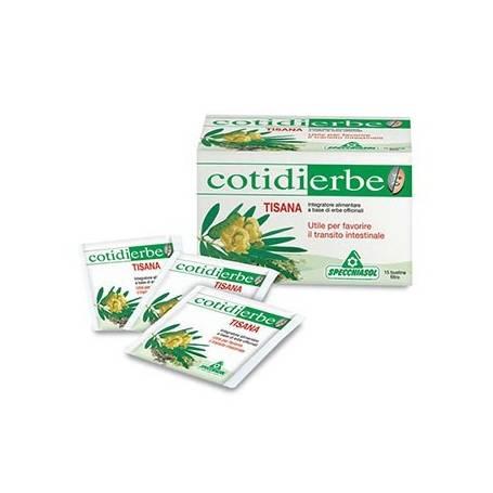 COTIDIERBE TISANA 15ud SPECCHIASOL Plantas Medicinales 6,68€